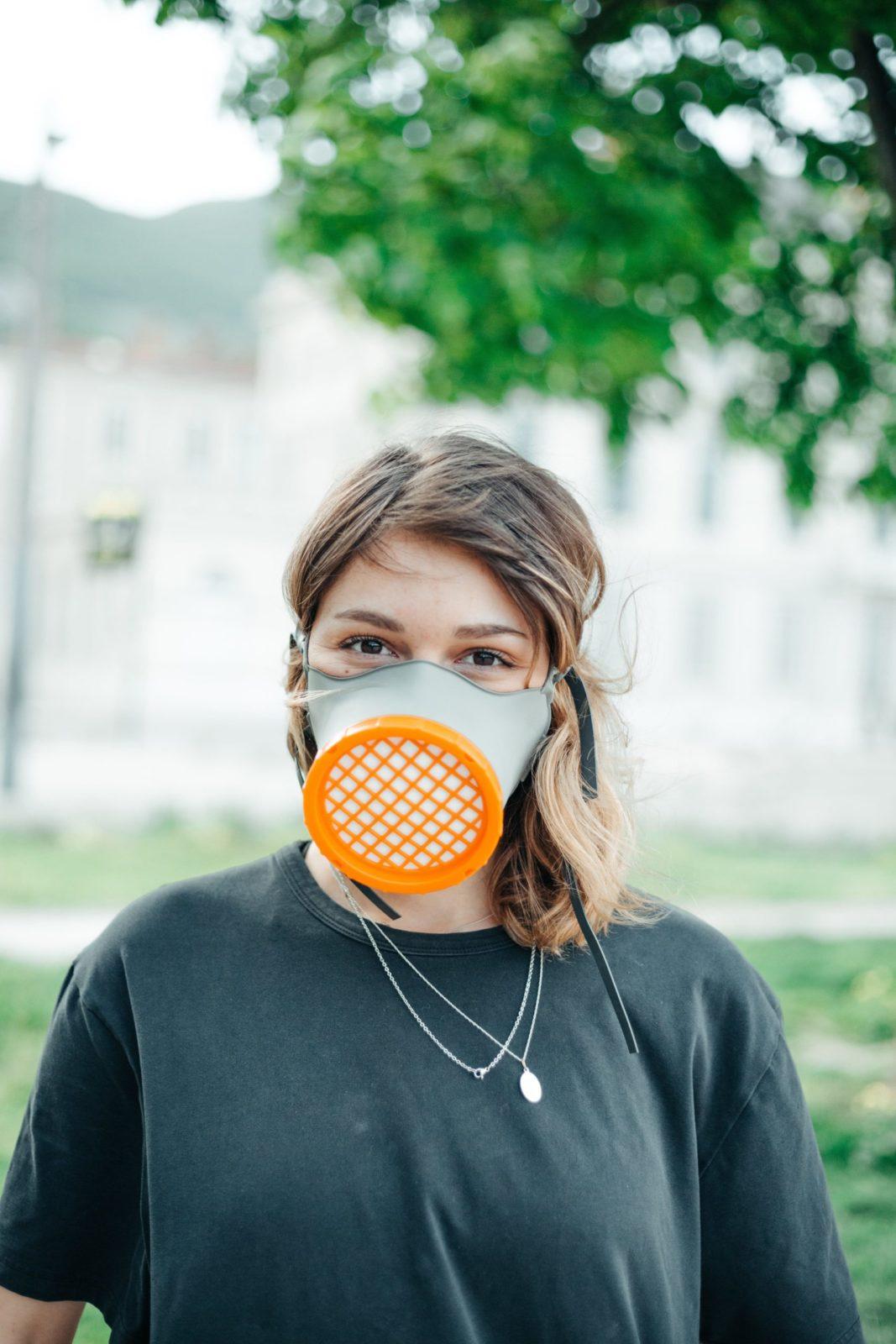 Masque Ocov Mannequin femme